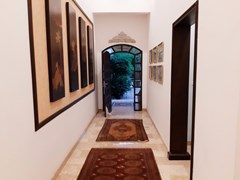 Main Villa Entrance Hallway