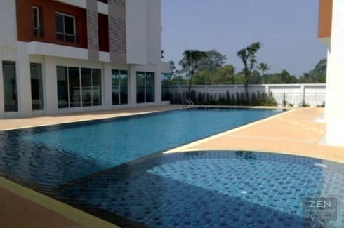 Condominium in Bang Saray.  38 sq.m.  2nd floor unit.    - Condominium - Bang Saray -