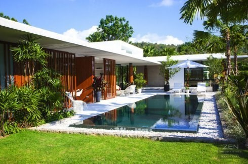 Bang Saray Pool Villa    - House - Bang Saray -