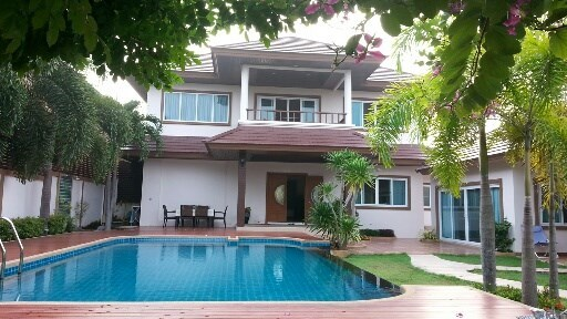6-Bedroom Pool Villa in Bang Saray  - House - Bang Saray -