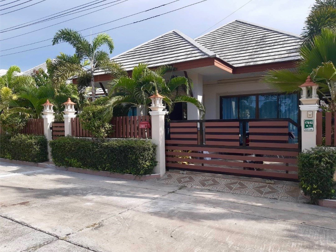 Immaculate 3 Bedroom Pool Villa in desirable location.   - House - Ban Amphur -