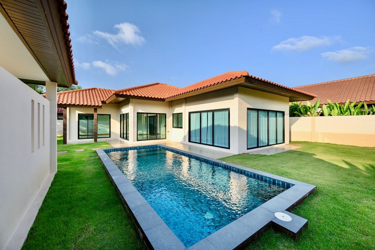 Private Pool Villa in Hauy Yai - House - Huay Yai - Hauy Yai
