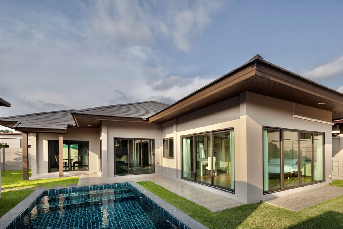 Private Pool Villa in Huay Yai with fully furnished.  - House - Huay Yai - Huay Yai