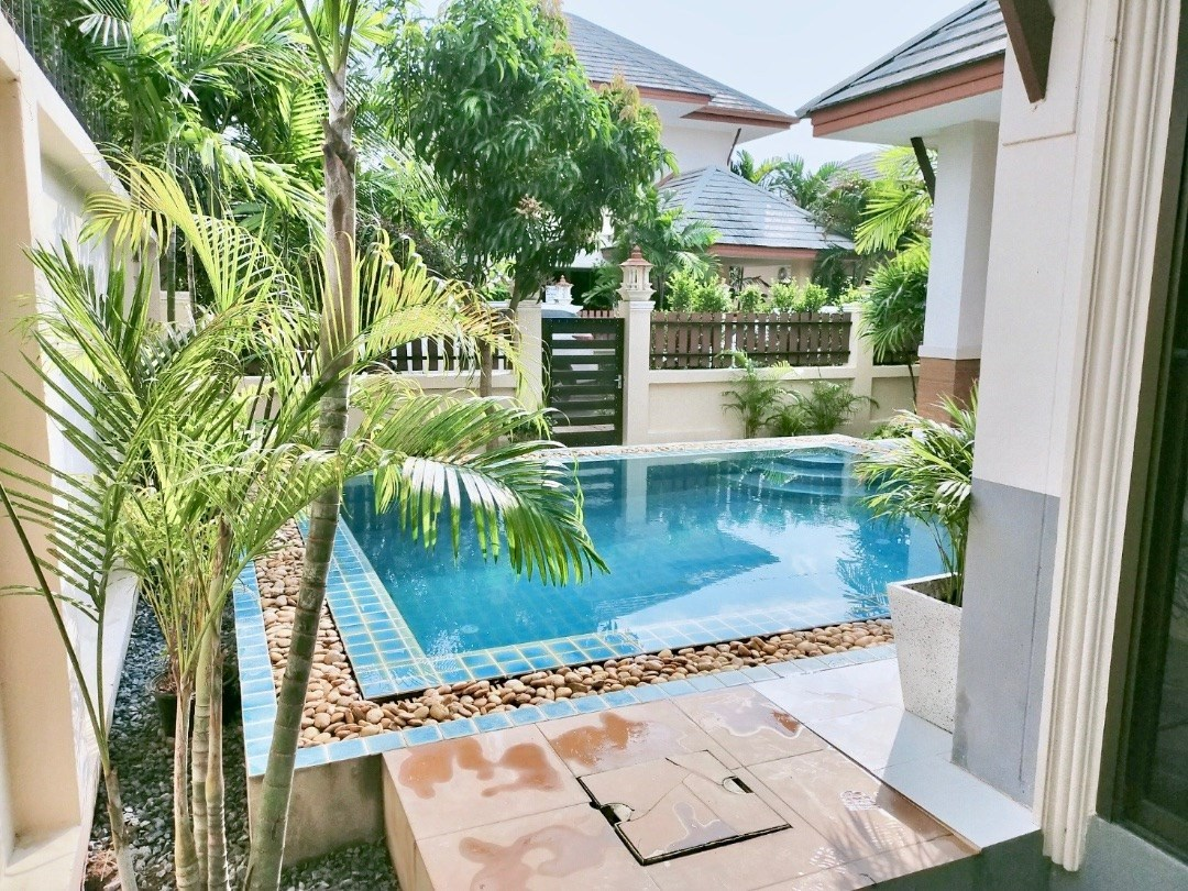 2 bedroom pool villa in Dust View - House - Silverlake - Dusit View