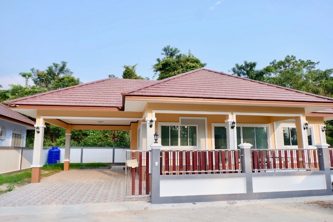New  3 Bedroom house in Bang Sare  - House - Bang Saray -