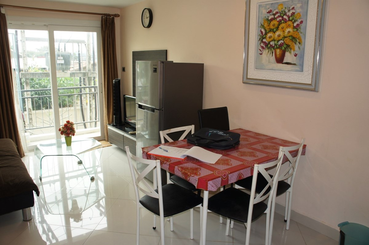 35 sq.m.  2nd floor One bedroom in  Jomtien   - Condominium - Na Jomtien -