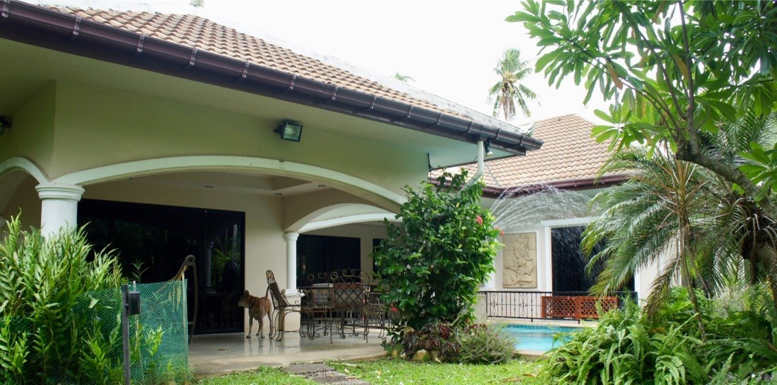 Hidden Gem Near Phoenix. 4 bedroom. 4 bathroom Pool Villa  - House - Ban Amphur -