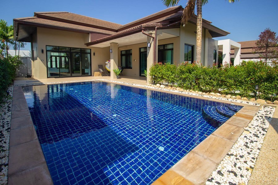New renovated pool villa in Bang Sare  - House - Bang Saray - Bang sare