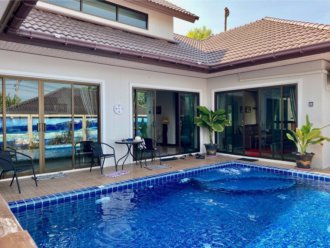 3 bedroom pool villa in Bang Sare  - House - Bang Saray -