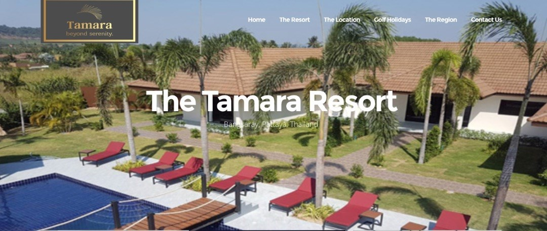 Tamara Resort. 13 rooms, Full Hotel License & Disabled Access - Commercial - Bang Saray -