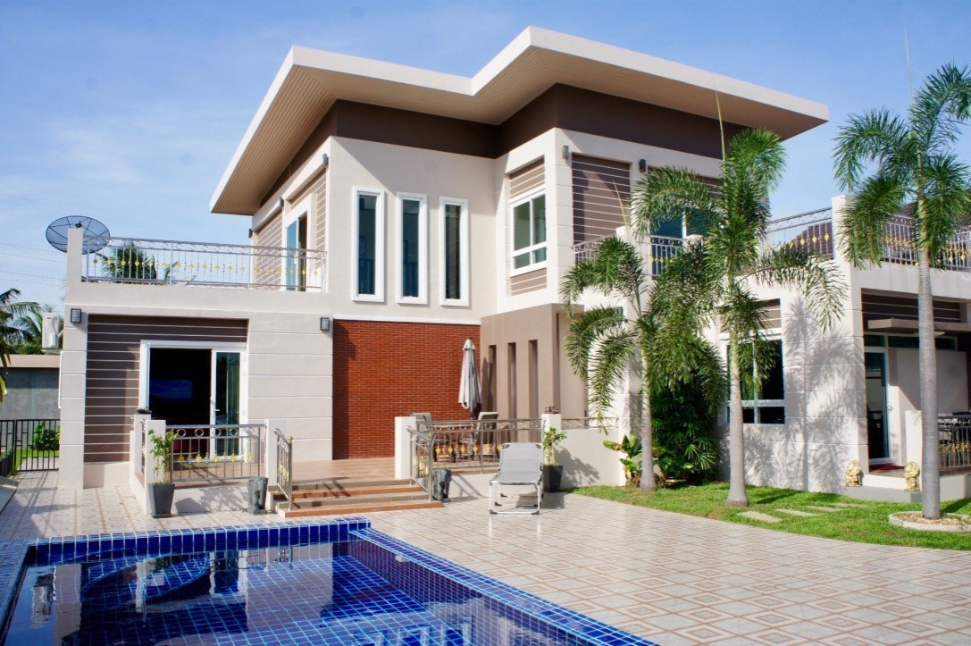 5 Bedroom Pool Villa Bang Sare    - House - Bang Saray - Bang Sare