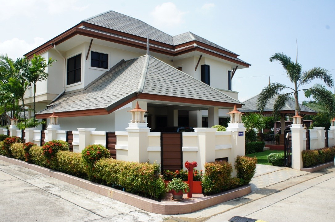 Pool Villa in Gated Community [ID#19871] - House - Na Jomtien - Bang Sare