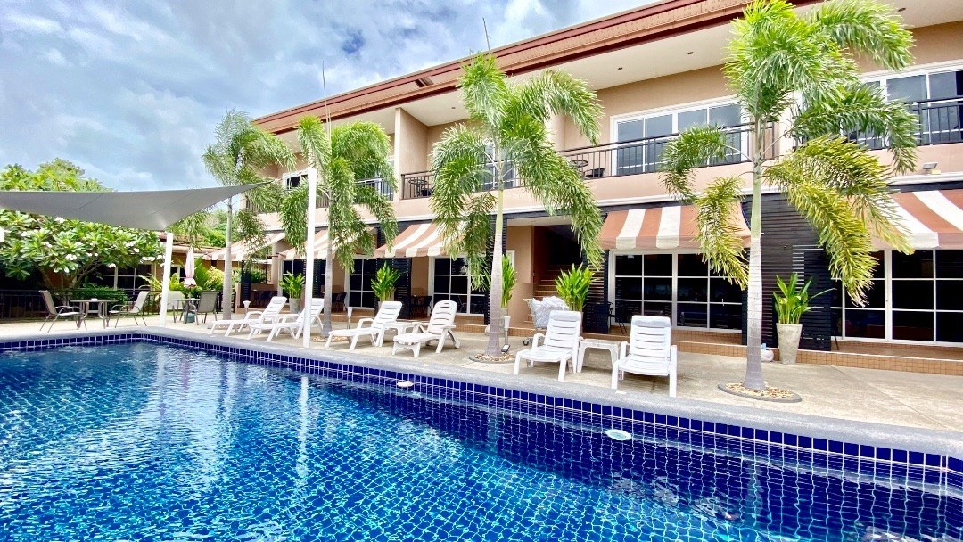 16 Room resort for sale in Bang Sare - Commercial - Bang Saray -