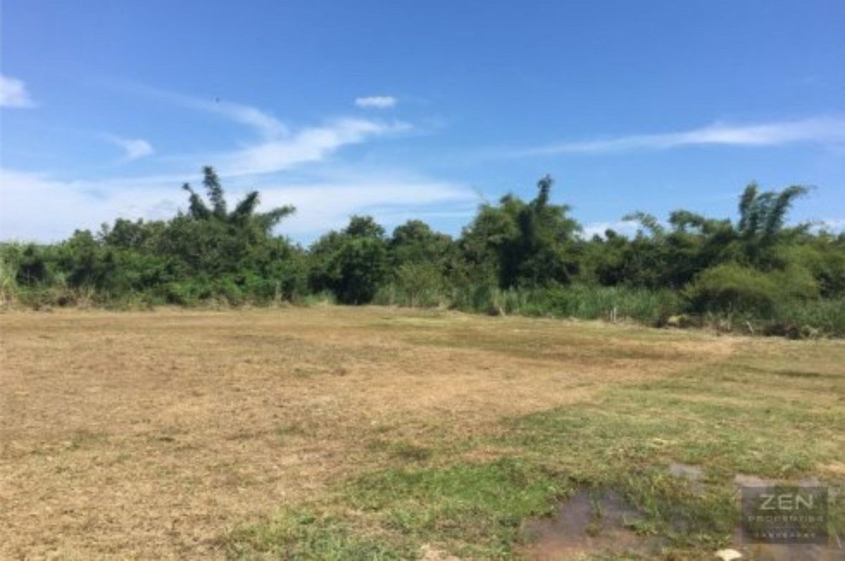 Land In Aranyaprathet. 244 sq.wah  near Cambodian border.   ID 21234 - Land -  -